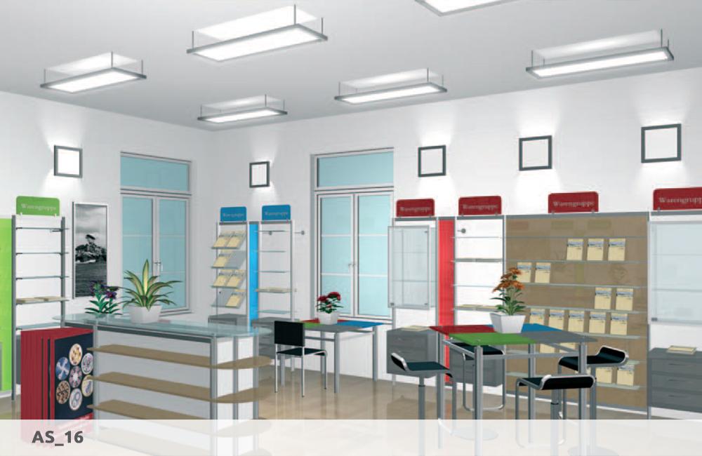 Arredamento showroom formula 8 for Showroom arredamento
